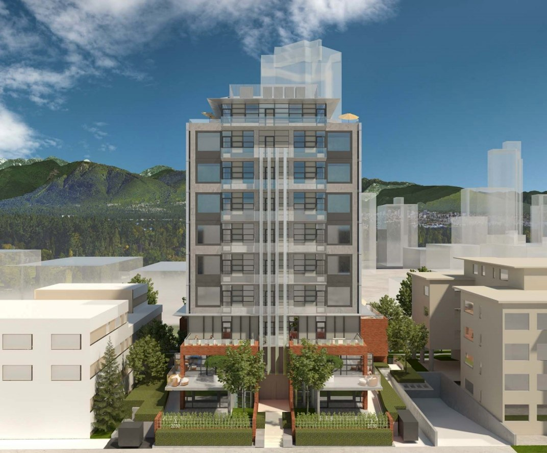 2030 Barclay Street Vancouver