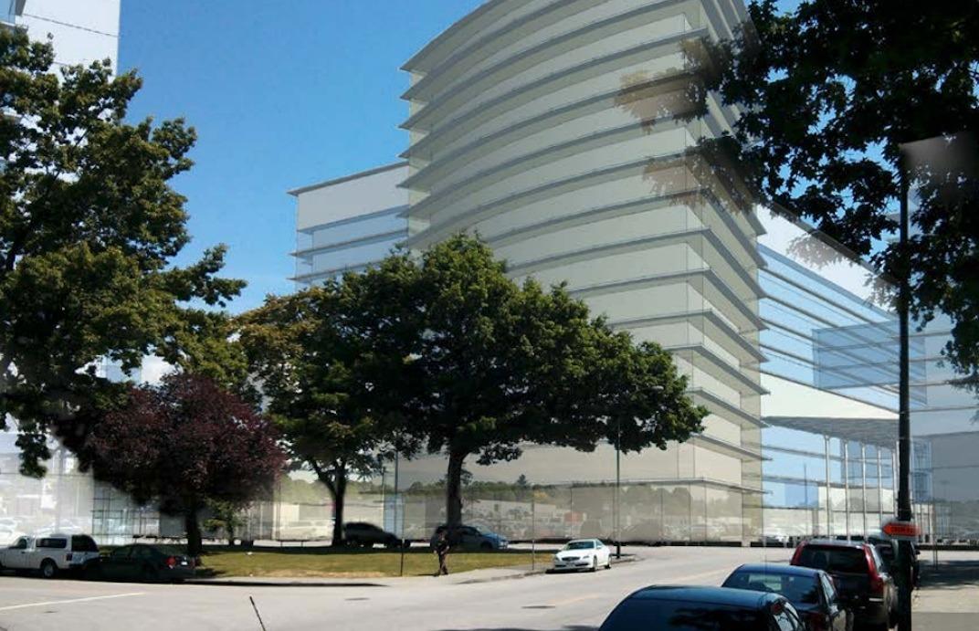 New St. Paul's Hospital