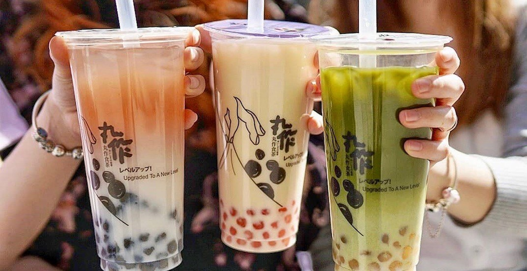 Highly-anticipated bubble tea spot opening in Metro Vancouver this week