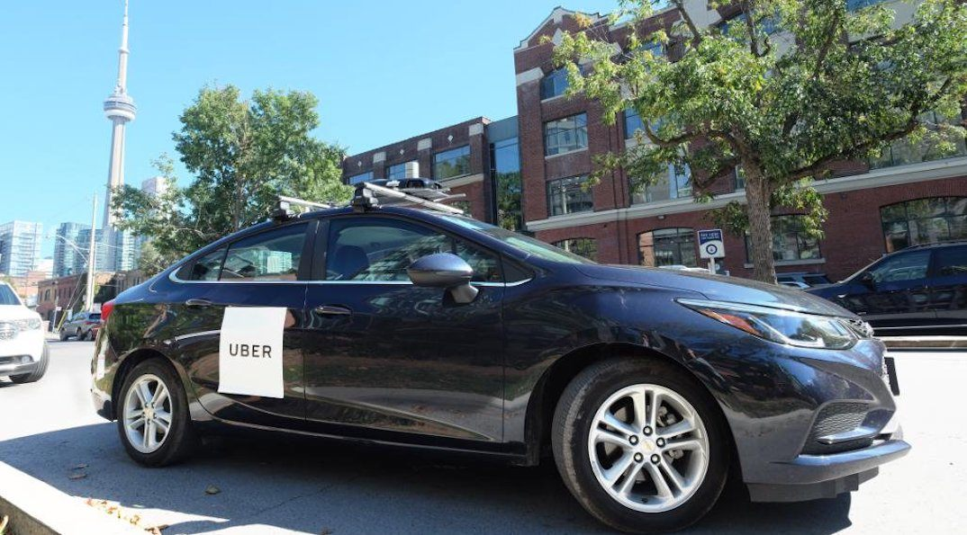 Driverless cars are now allowed on Ontario Roads