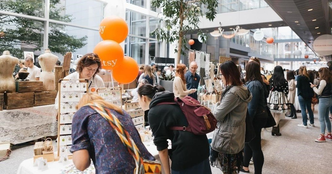 Canada's largest one-day pop-up market hits Toronto this month