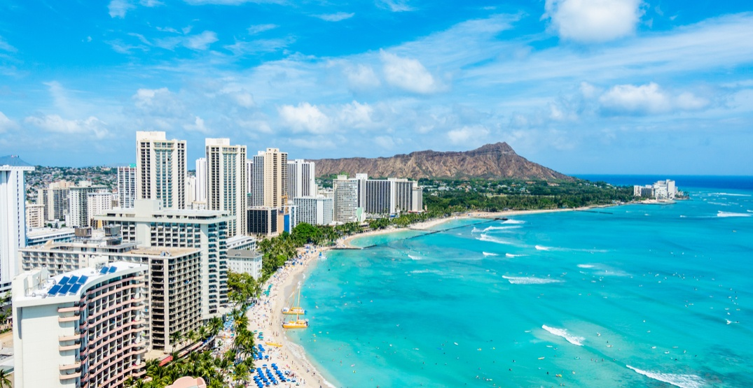 You can fly from Vancouver to Honolulu for $370 roundtrip this fall