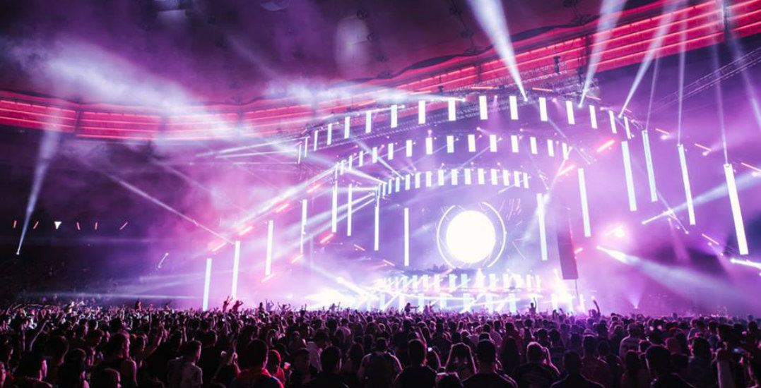 We're giving away tickets to this year's Contact Music Festival at BC Place