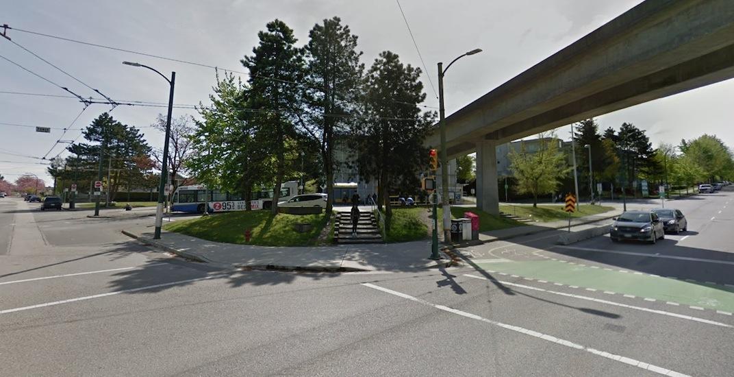 Nanaimo Station bus exchange