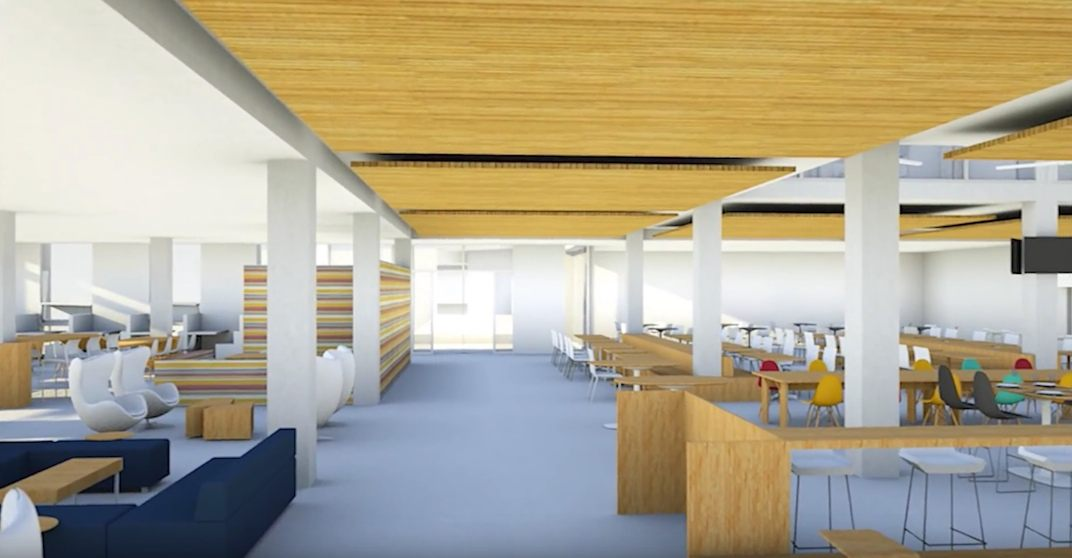 Simon Fraser University Student Union Building SFU