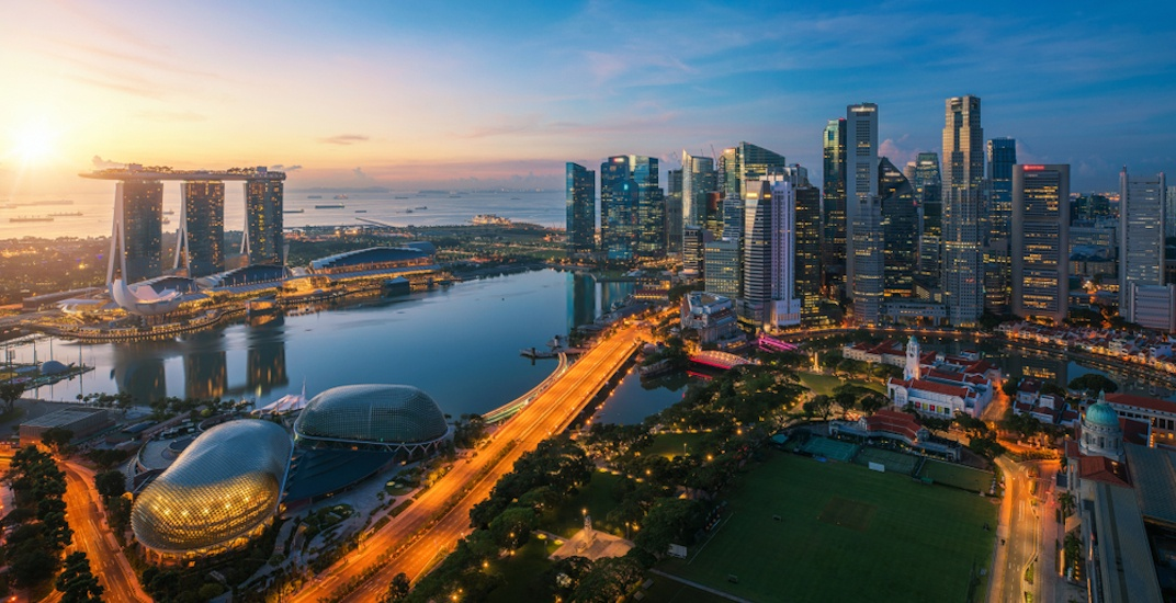 Singapore Changi Airport wants a new non-stop flight route to Vancouver