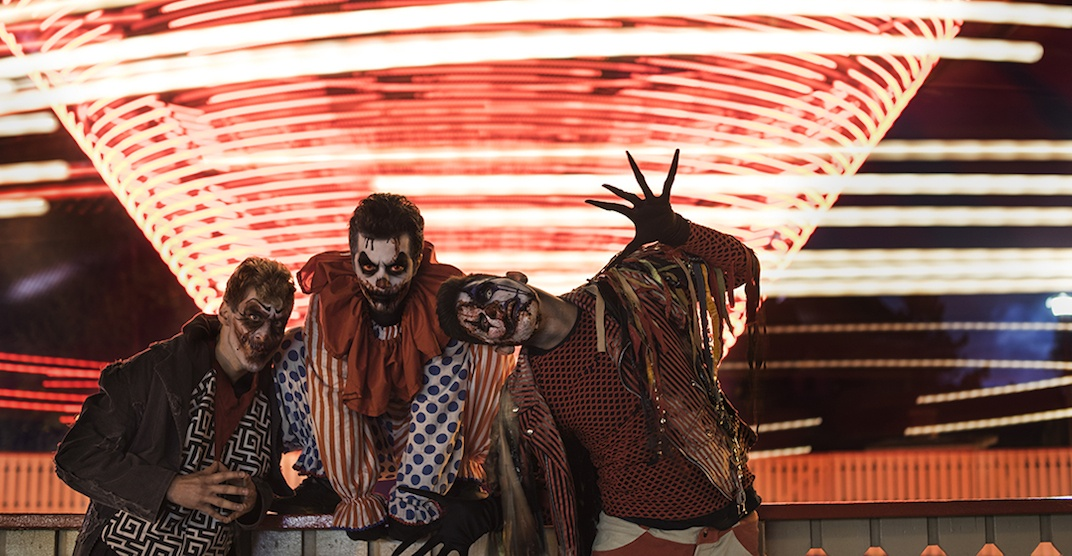 You can get paid to scare the hell out of people at Canada's Wonderland this fall