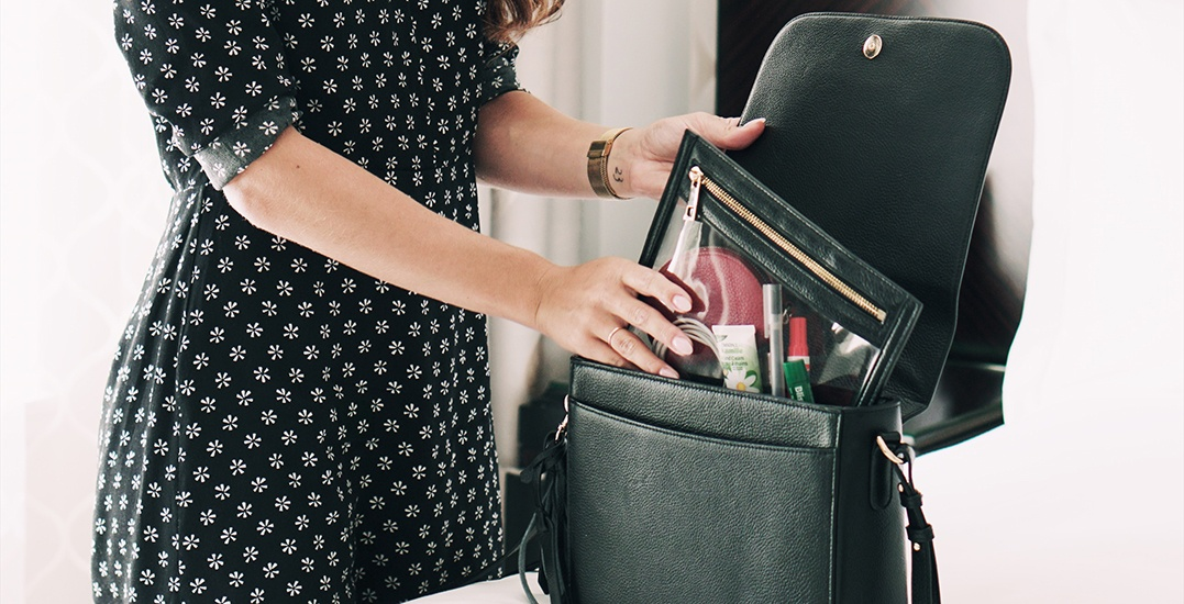 A local kickstarter is creating organizational products made by women, for women