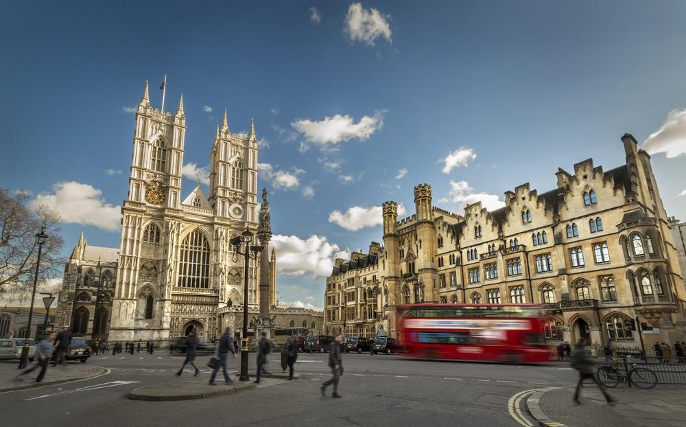 Westminster (Shutterstock)