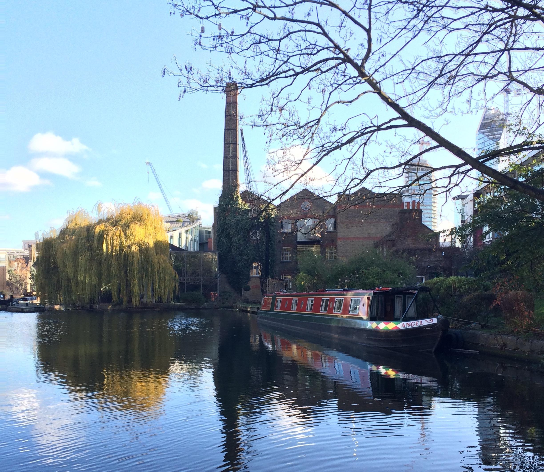 Islington canal (Visnja Milidragovic)