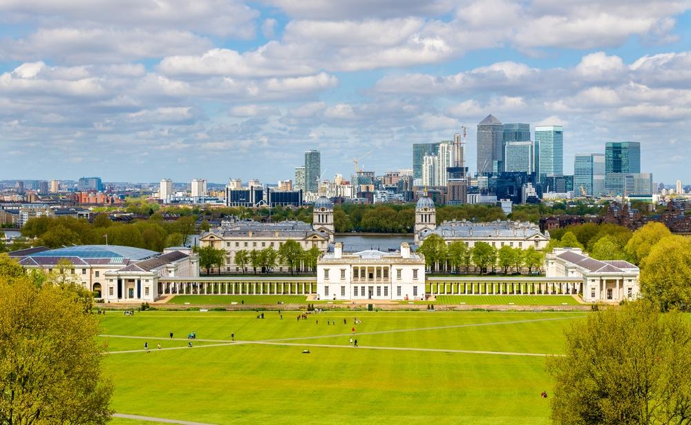 Greenwich (Shutterstock)
