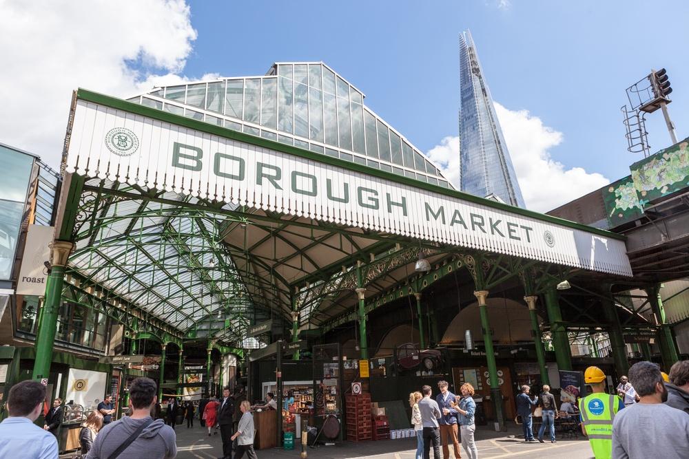 Borough Market (AC Manley / Shutterstock.com)