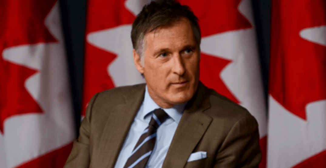 PPC leader Maxime Bernier loses seat in Beauce, QC
