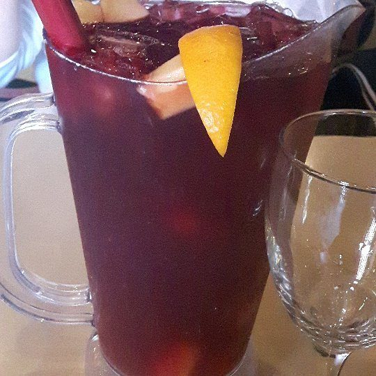 red room sangria