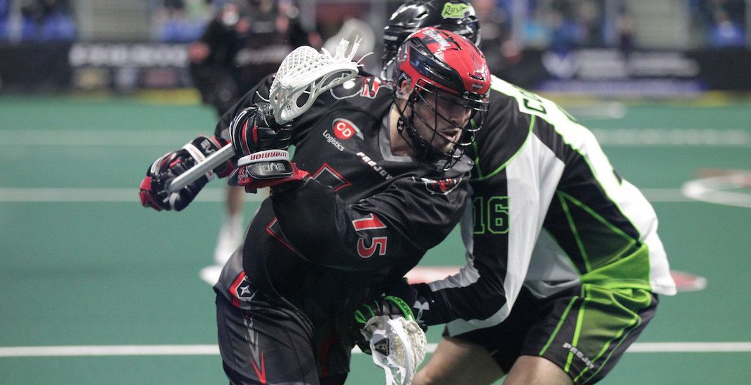 New name of Canucks-owned pro lacrosse team may have leaked