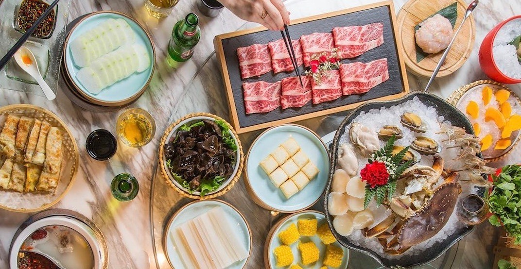 People are obsessed with this epic Shanghai hot pot in Metro Vancouver
