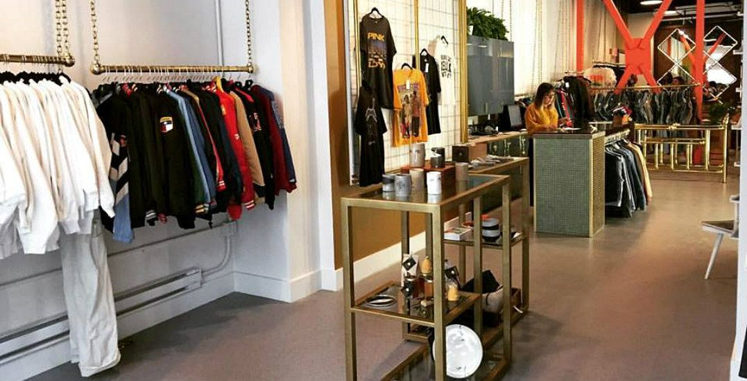 Get Thrifty Our 7 Favourite Vintage Clothing Stores In Vancouver Curated
