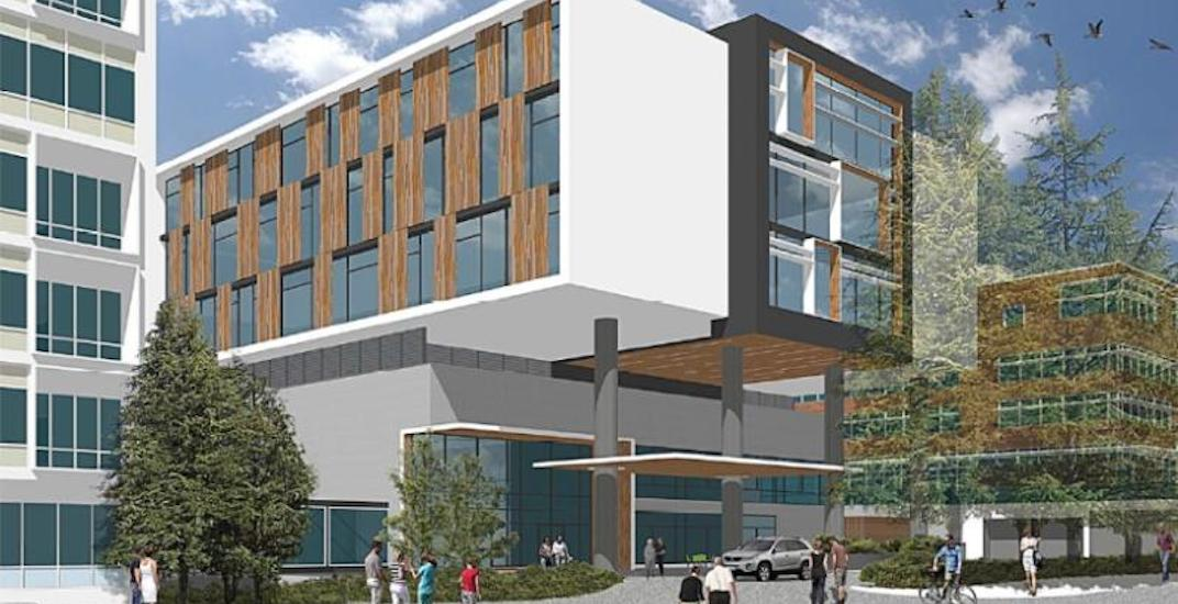 $166-million expansion of Lions Gate Hospital in North Vancouver approved