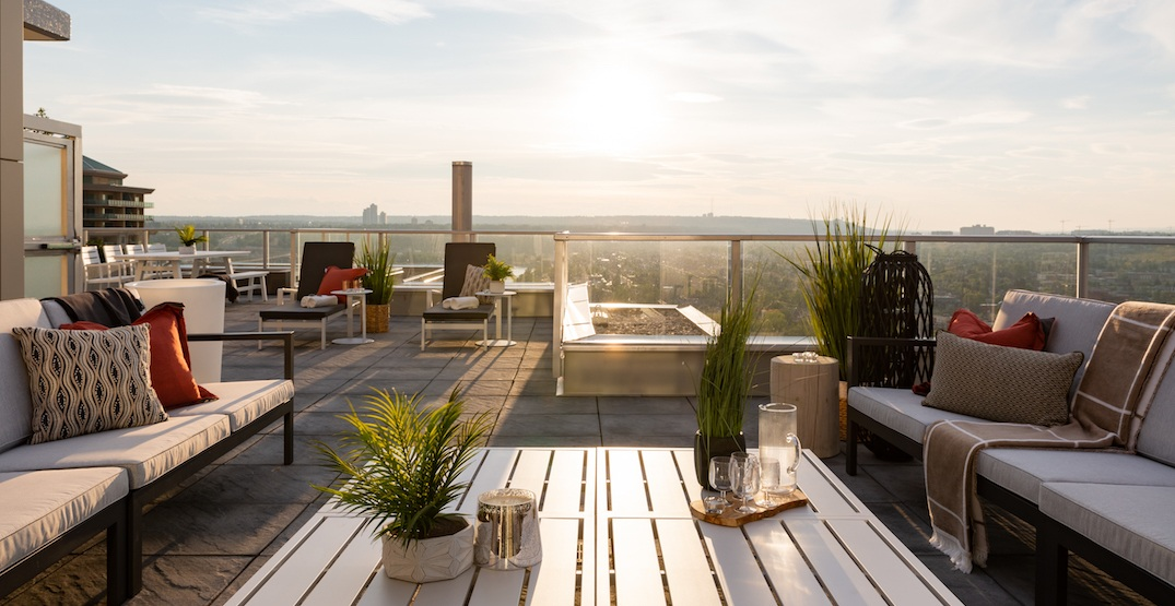 Open House: This $2.5 million downtown penthouse is simply stunning