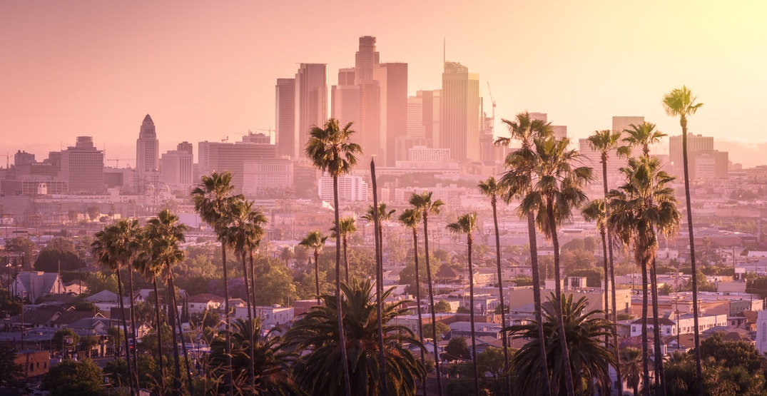 Travelling to LA on a budget – and without one