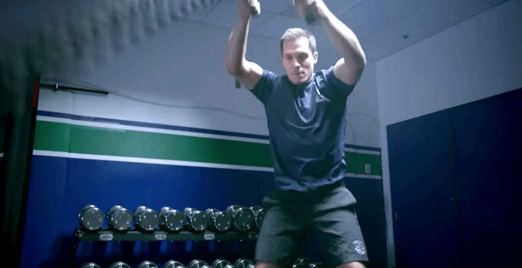 The Canucks unveil new slogan for the 2018-19 season