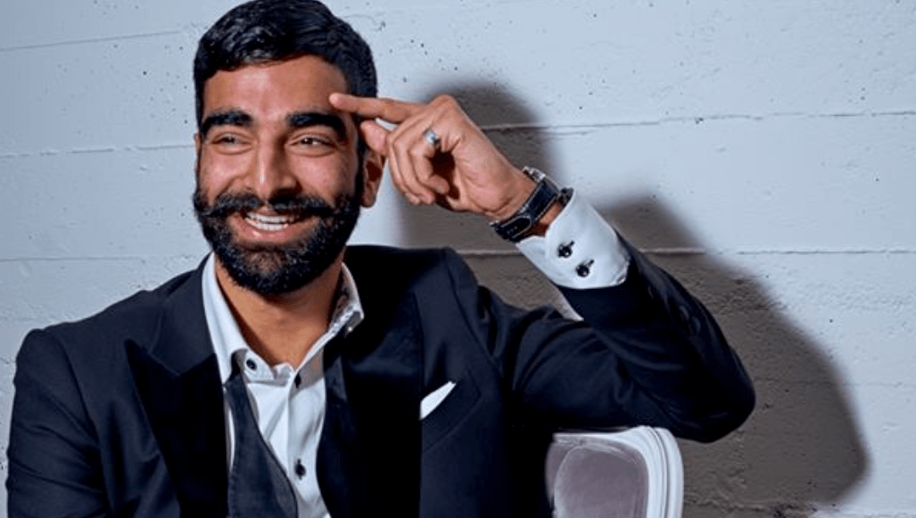 YouTube funnyman AK will be performing live in Surrey this month