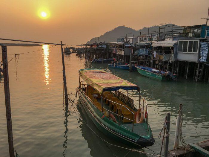 Tai O Fishing Village, Lantau Island (Alvin Hartono)