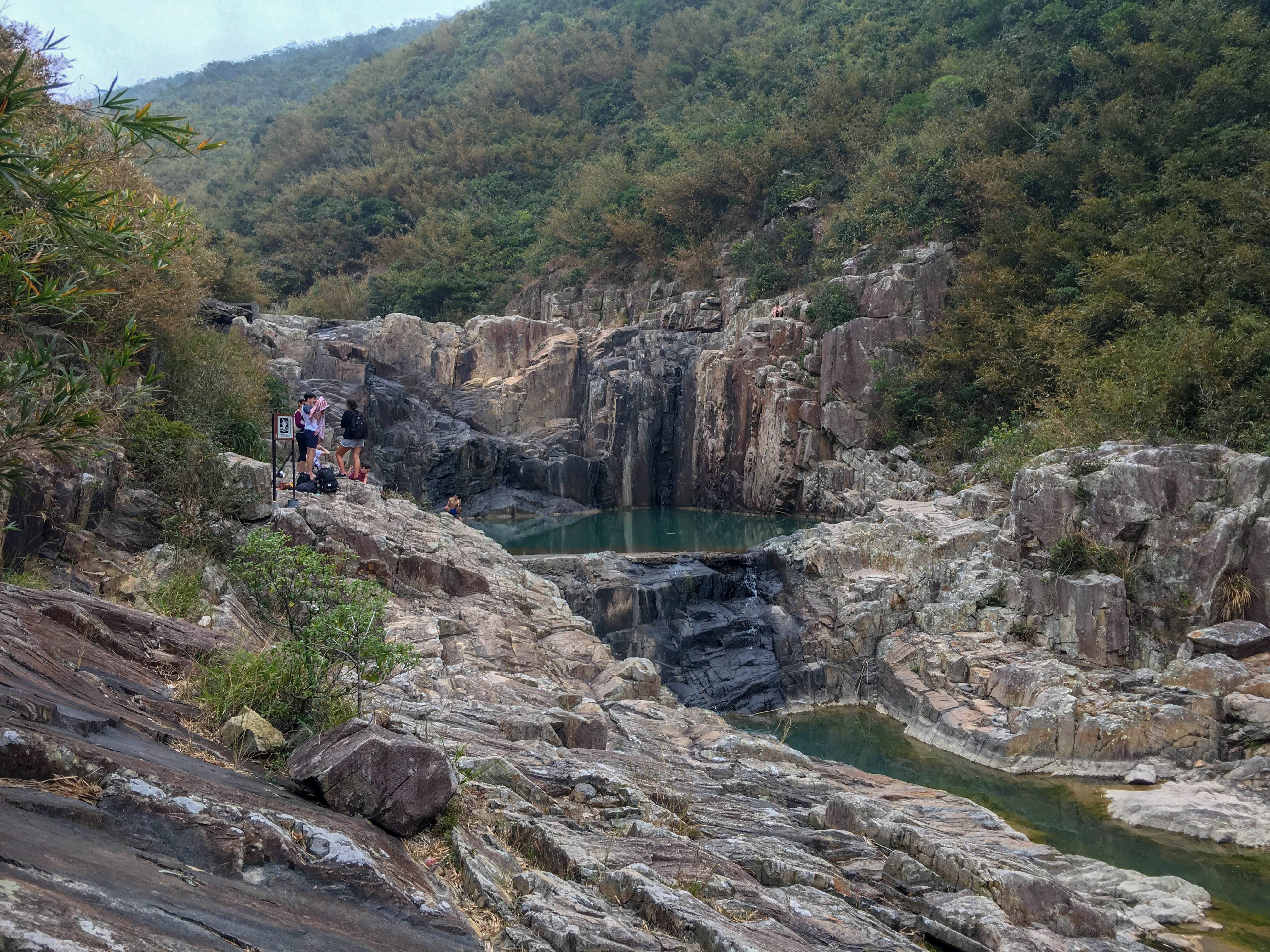 Sheung Luk Stream, Hong Kong (Alvin Hartono)