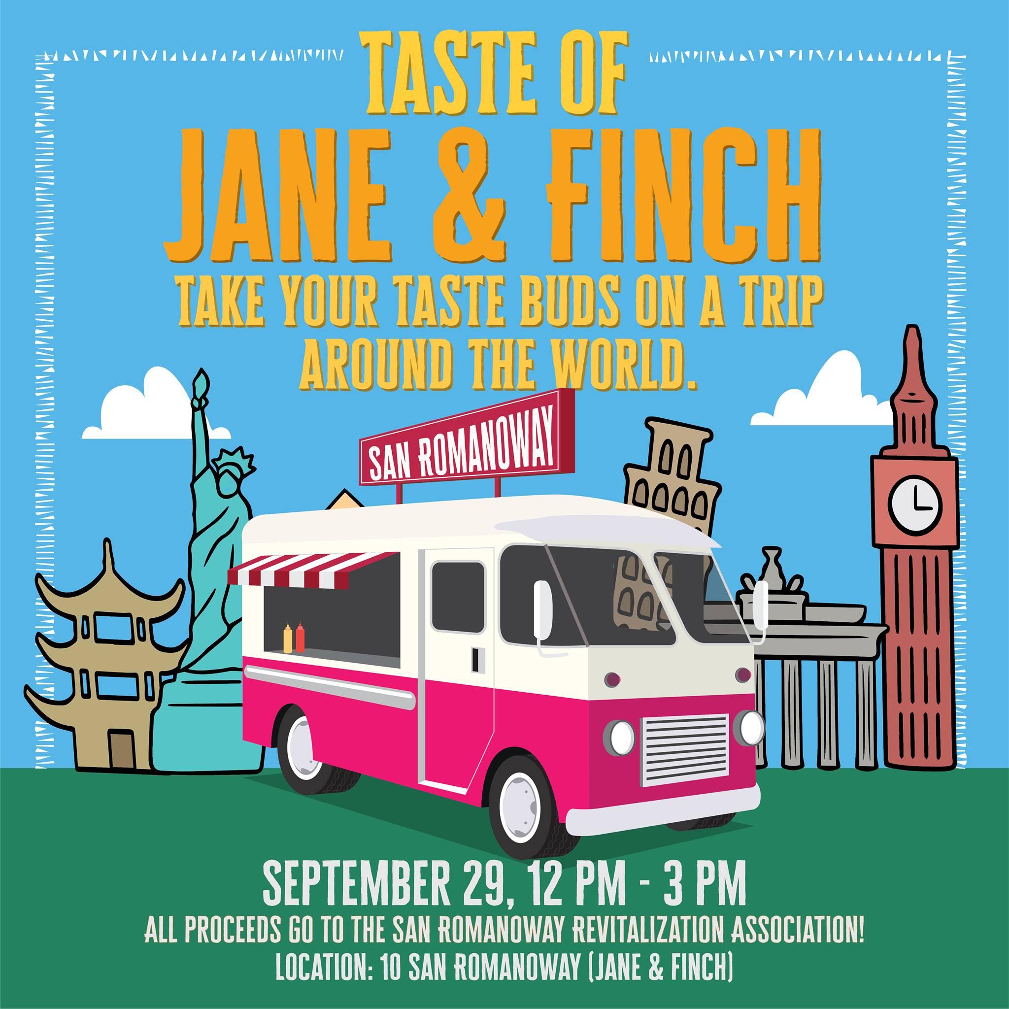 greenwin inc taste of jane and finch