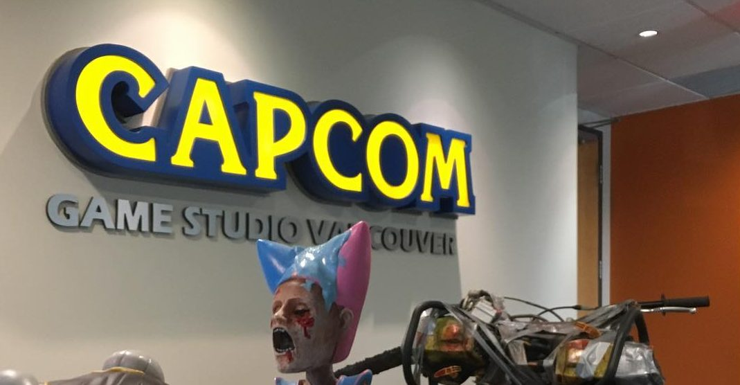 Capcom will be shutting down its Vancouver video game studio