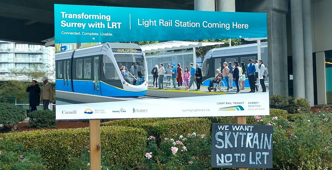Opinion: Rails in the street for Surrey LRT will only symbolize mobility