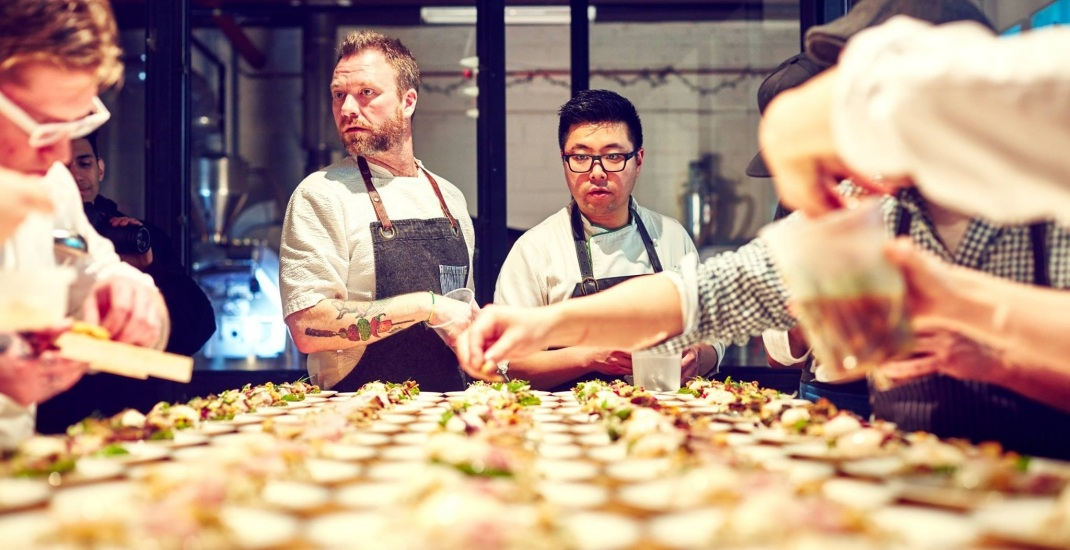 39 Toronto kitchens participating in Restaurants For Change 2018