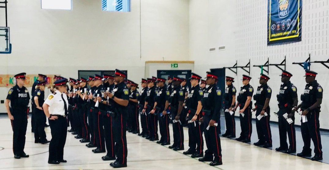 Ontario Police College getting rid of physical fitness testing for recruits: report