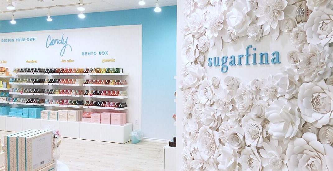Sugarfina is opening its first standalone store in Toronto