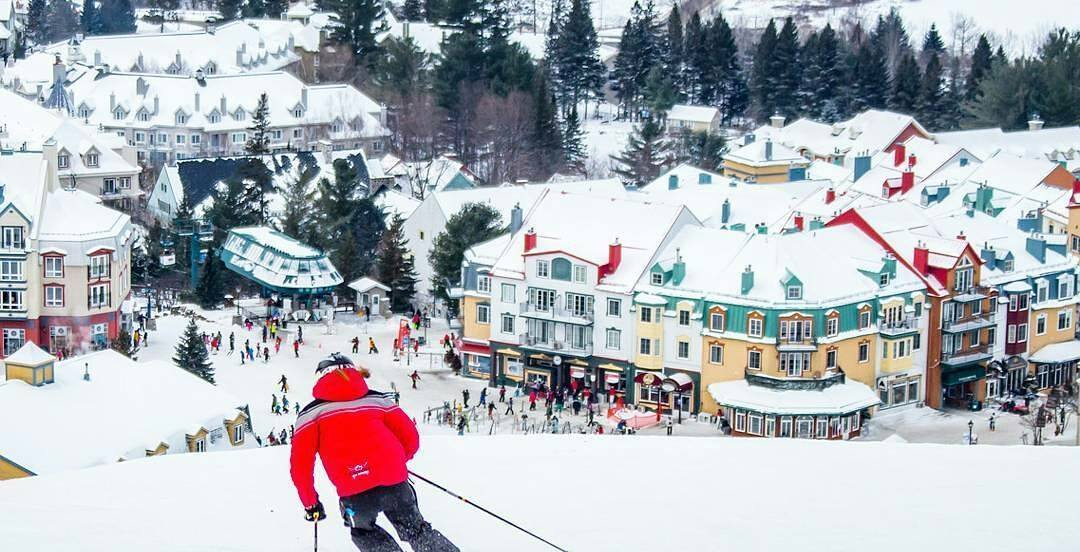 A flurry of new installations coming to Mont Tremblant's ski resort this winter