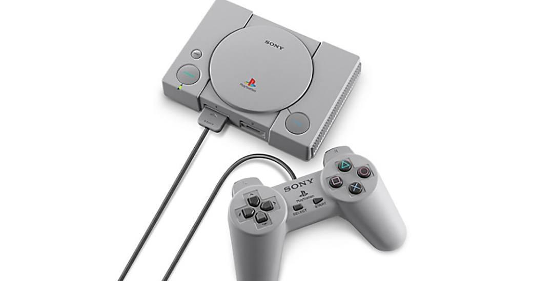 Sony will drop its retro gaming console this winter