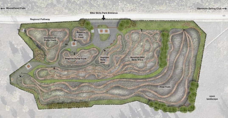 Calgary will be getting a brand new FREE bike skills park