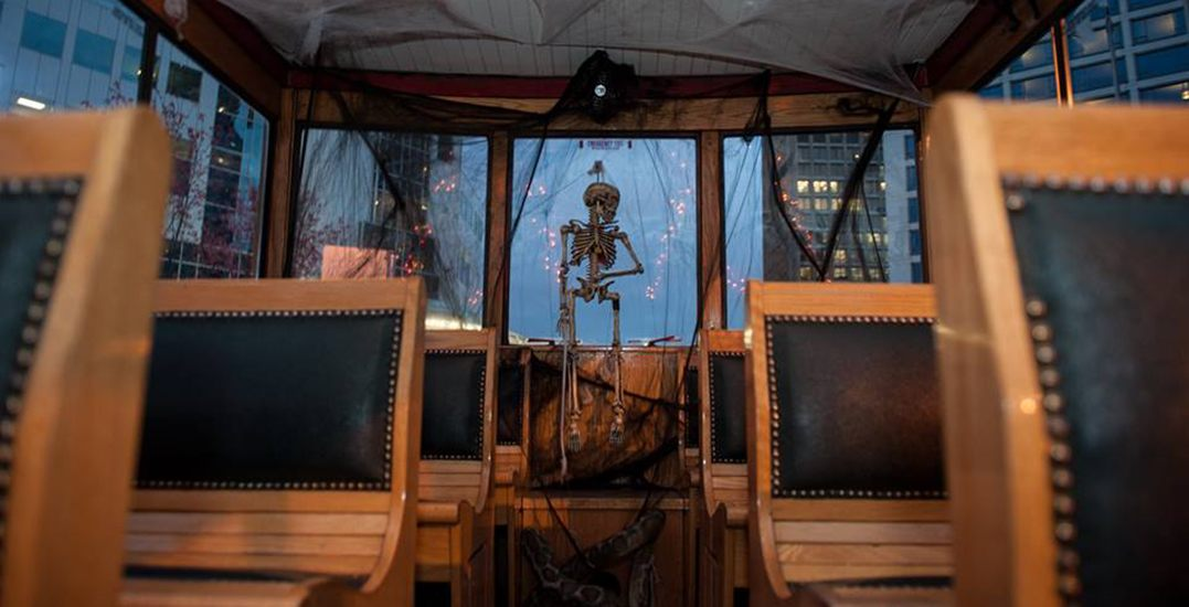 A haunted trolley tour is taking you to Vancouver's scariest locations