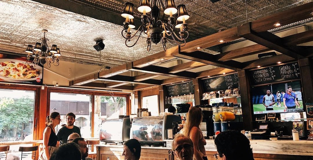 This Montreal spot was just named one of the 'Top 50 Cafes on Earth'