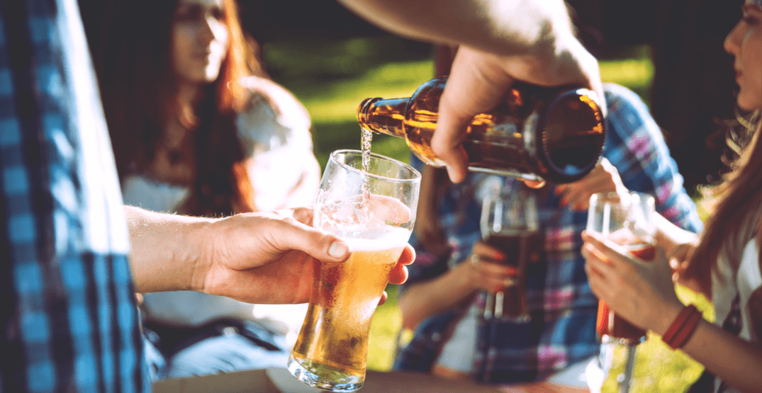 Calgarians could be allowed to drink alcohol in public parks this summer