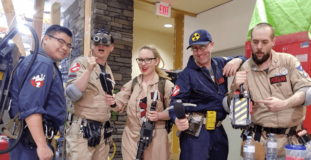 Vancouver Halloween Parade & Expo takes over downtown Vancouver next month