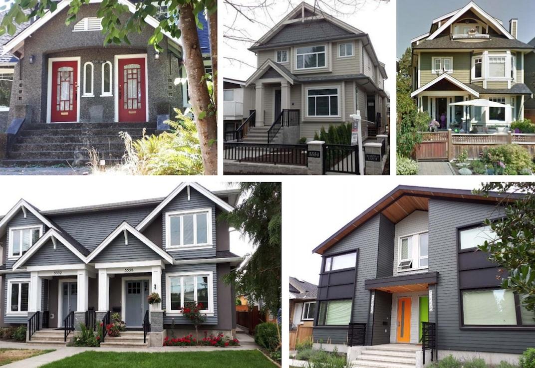 Vancouver duplex housing