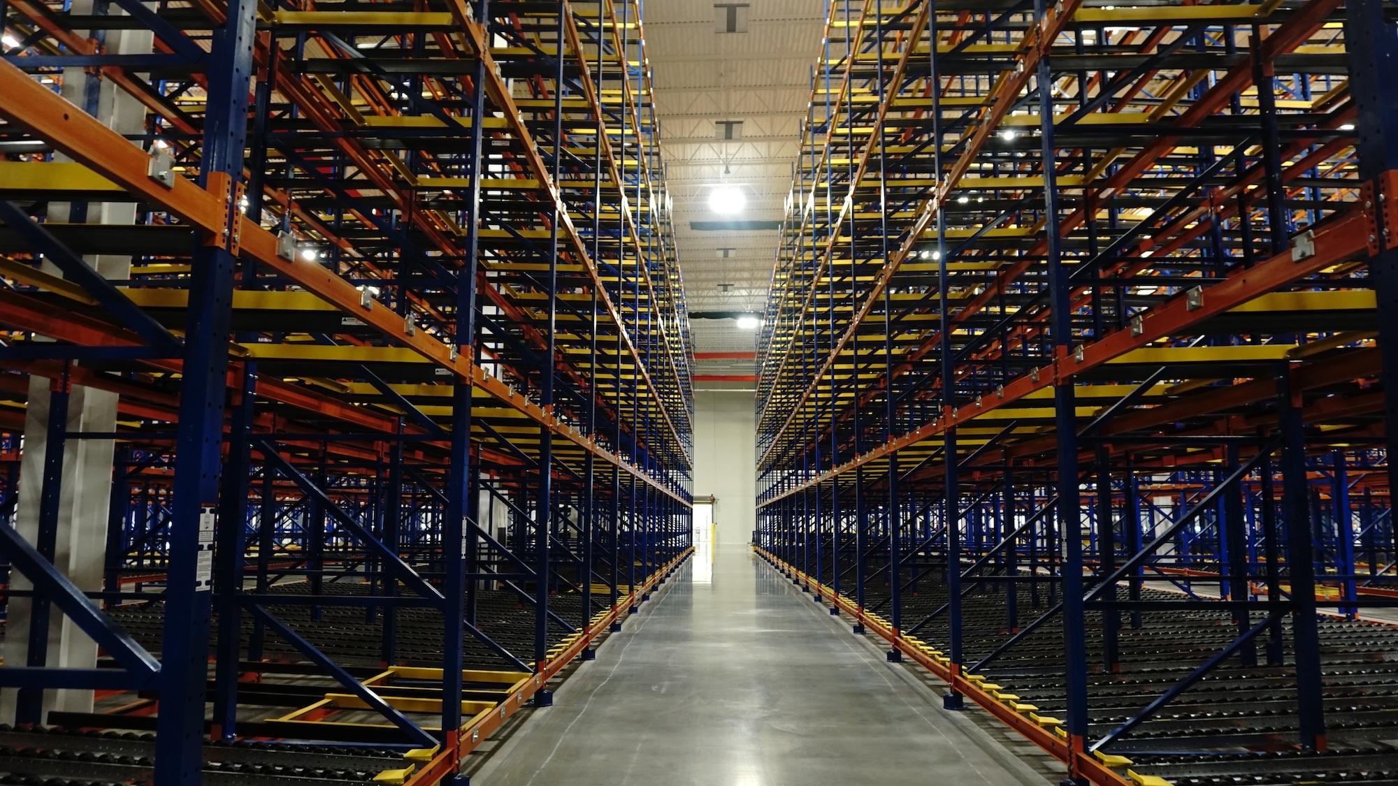 liquor distribution centre