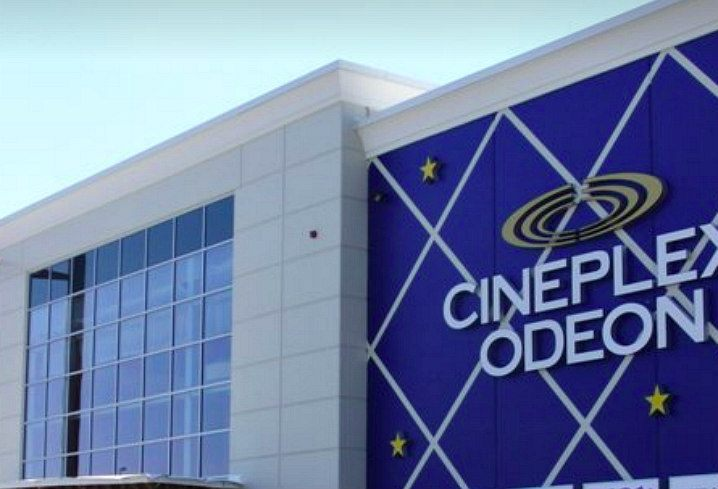 "Cineplex to ""open as many locations as it can"" in BC next month"
