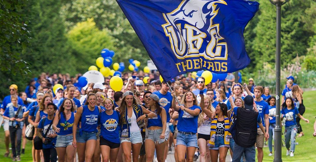 Over 10,000 expected to attend UBC Football Homecoming Game this weekend