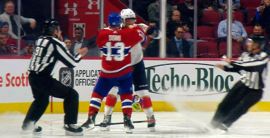 Max Domi suspended by NHL for sucker punch in Canadiens debut