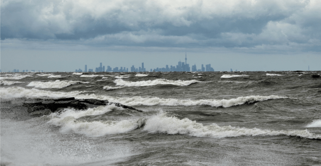 Special weather statement remains in effect for Toronto today