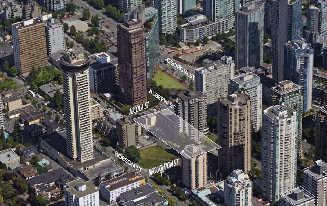 1468 Alberni Street Vancouver