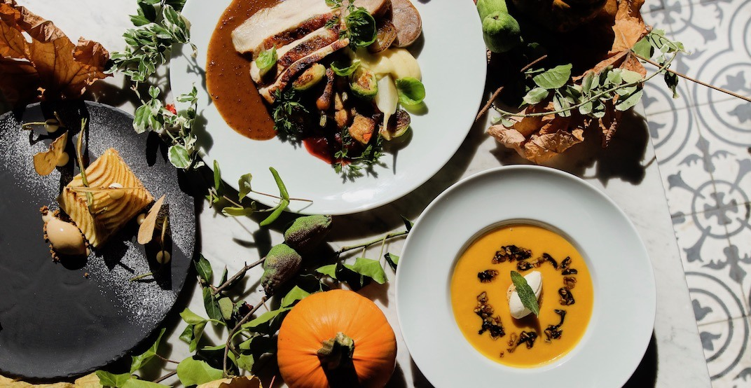 16 Vancouver restaurants serving Thanksgiving dinner