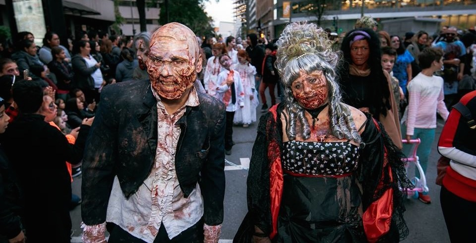 A frightening Zombie Walk takes over the streets of Montreal next month (PHOTOS)